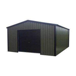 metal garage
