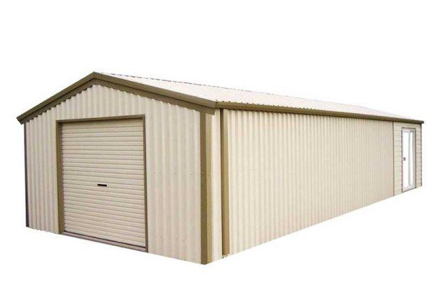 steel garage 5m x12m
