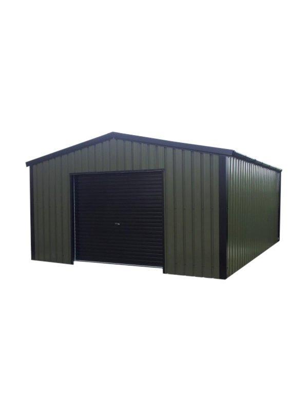 steel stud frame garage 5mx12m